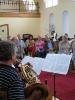 Kurs und Konzert in Dobric